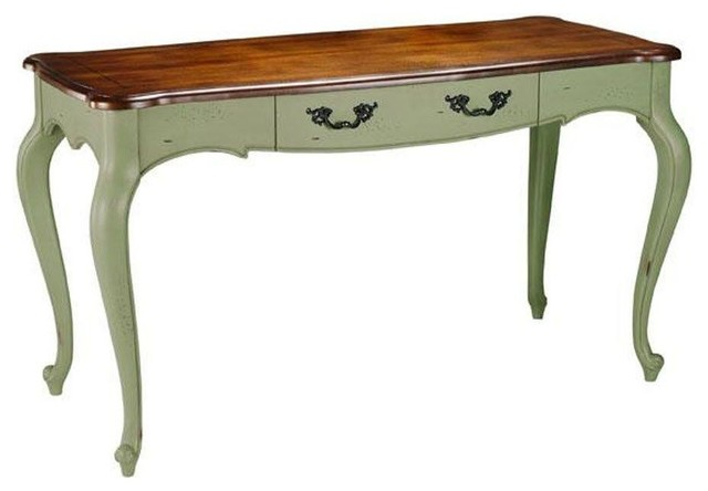 home decorators collection brexley chestnut writing desk home decorators collection desks provence writing desk in 13629