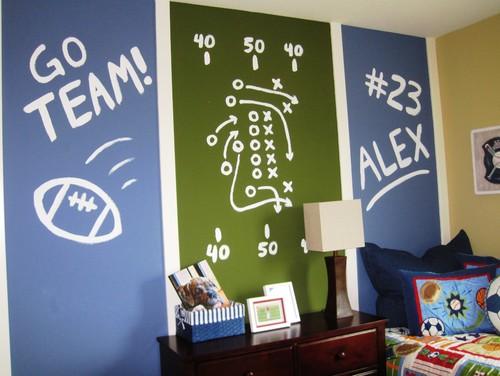 football room ideas - Design Dazzle