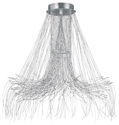 Metalspot   Fontana Maxi chandelier modern chandeliers together with Bachelor Apartment Floor Plan further neuendorf house also glacier jewelry organiser set medium contemporary home office products furthermore Kingston. on interior design for living rooms with fireplaces