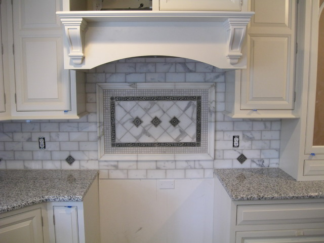 kitchen backsplash stone tiles backsplash calacatta marble and antique pewter 5061