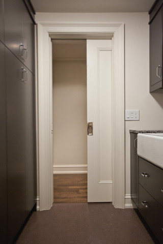 Mudrooms, Pantries And Pocket Doors Evolution Of Style