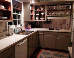 country kitchen appliances houzzers their diy kitchen renovations 2724