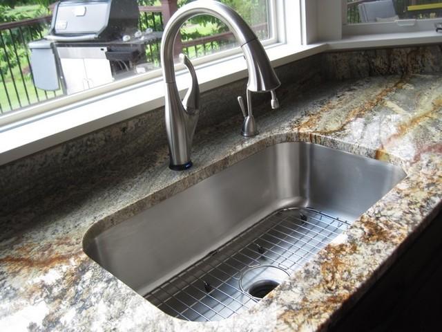 Sealing Undermount Kitchen Sink - Kitchen Appliances Tips ...