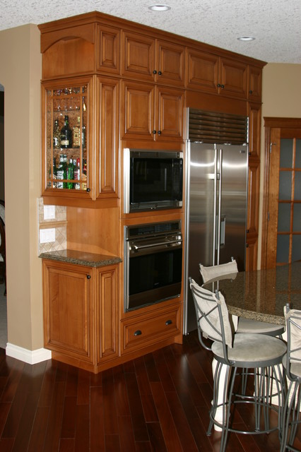 kitchen end cabinet showroom photos 1597