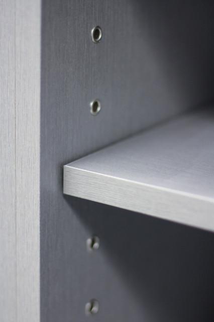 Kitchen Cabinet Shelf Brackets Plastic 50pcs