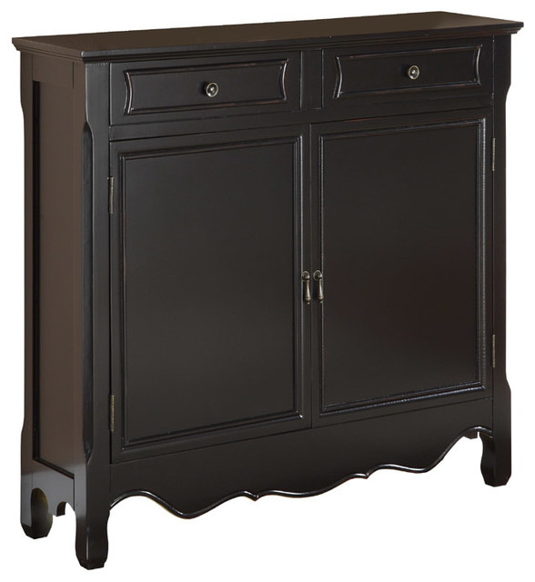 painted kitchen cabinet simple design two doors drawers black storage cabinet 24358