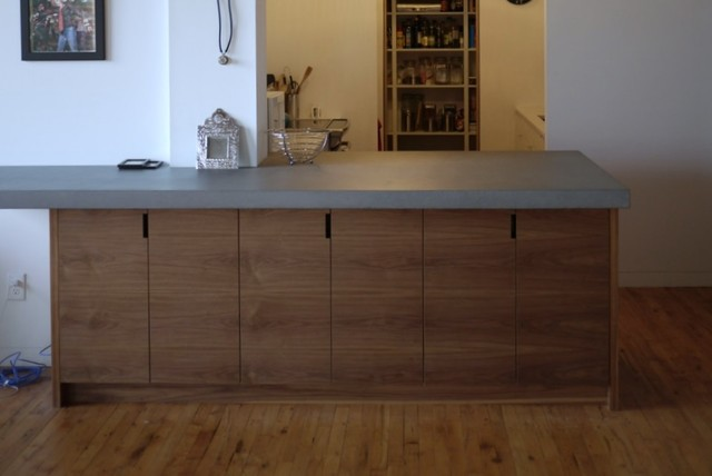 ikea custom kitchen island custom ikea island flat sawn walnut 4427