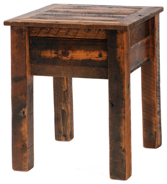how to make a nightstand out of wood How to Make a Nightstand out of Wood