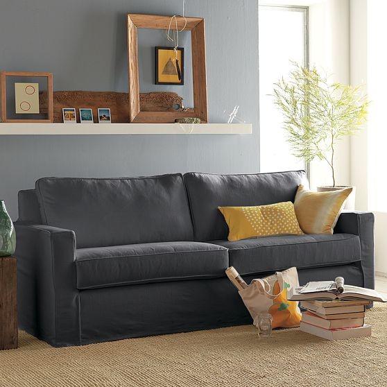 West Elm Henry Sleeper Sofa Hereo Sofa
