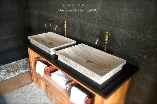 beige bathroom sink marble vessel sink brown amp beige bathroom sink drop in 12033 | craftsman bathroom sinks
