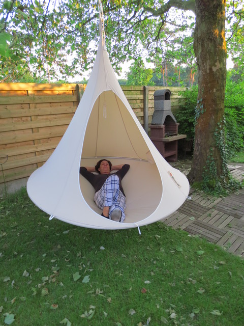 Double Hammock Chair Swing Design Ideas