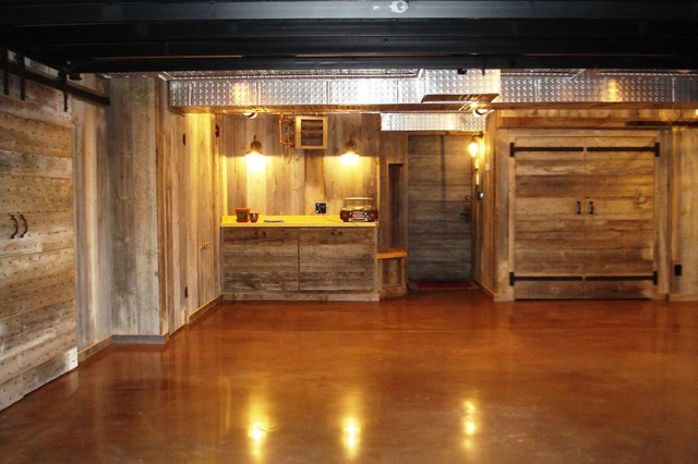Garage Man Cave Decorating Ideas