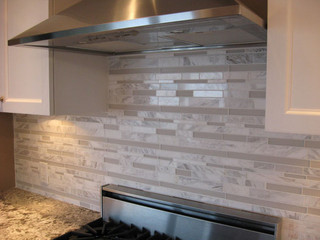 tile in kitchen sink residential project in mayne island contemporary 6157
