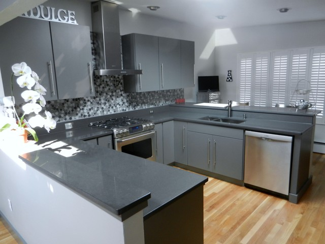 modern kitchen cabinets seattle west seattle contemporary kitchen seattle by 7666