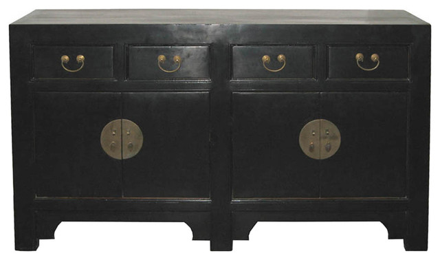 purple cabinets kitchen black lacquered sideboard asian buffets and sideboards 1680