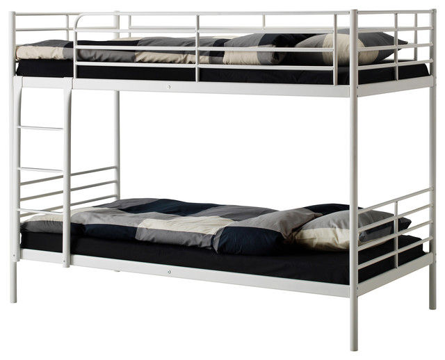 tromso bunk bed frame bunk beds by ikea 15623 | beds