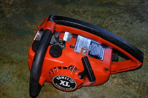 Homelite xl Chainsaw repair manual