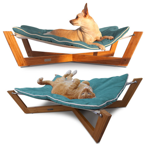 Not Suitable For All Size Pets, But Cats And Toy Size Dogs Will Be In  Heaven. It Has A Cool, Mid Century Modern Design That Can Span Many Home  Décor Styles.