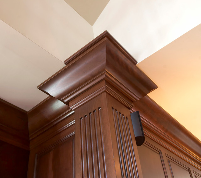 bathroom small cabinets crown molding 11517