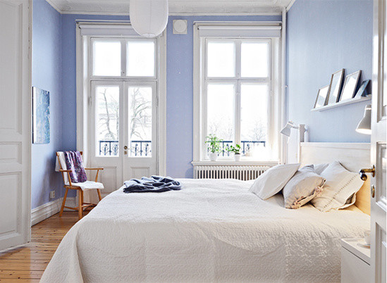 light blue walls in bedroom light blue bedroom 19037