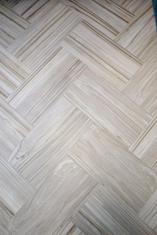 Groutless Tile Floors
