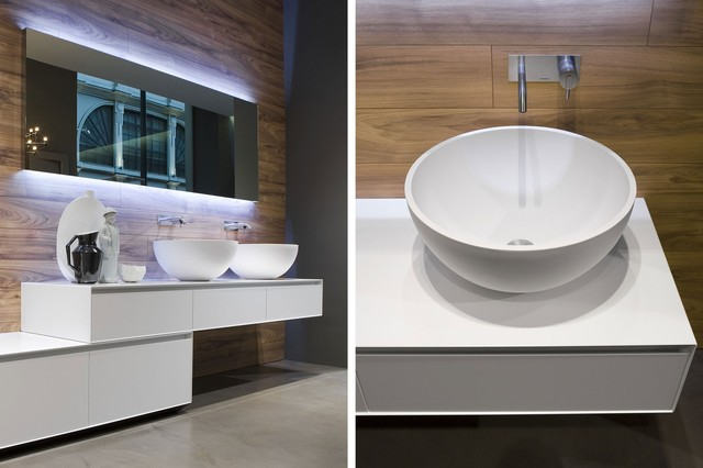 top mount sink bathroom urna top mount sink modern bathroom sinks miami by 20990