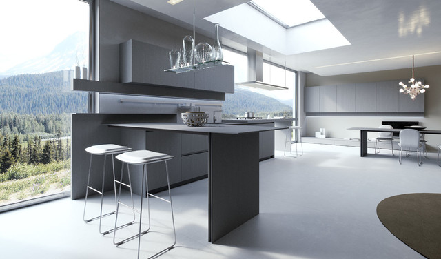 contemporary kitchen designs 2012 arrital cucine won 2012 design award modern 5714