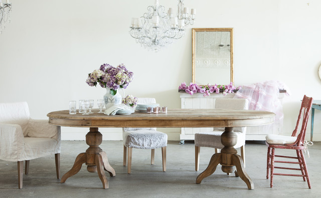 Shabby Chic Breakfast Table: Shabby Chic Decor Inspiration: Our Rachel Ashwell Fix