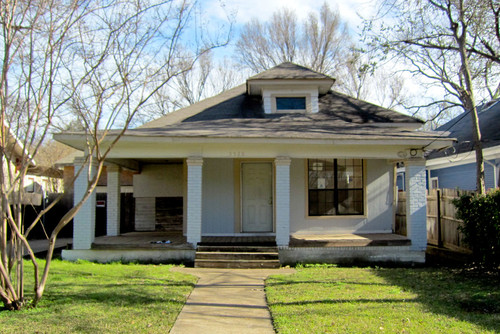 Photo By David Beckwith Project By Beckwith Group BEFORE: A Historic Home  Thatu0027s Seen Better Days In Dallas, Texas. Part 94