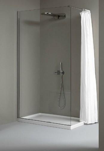 Walk In Shower Curtain | o2 Pilates