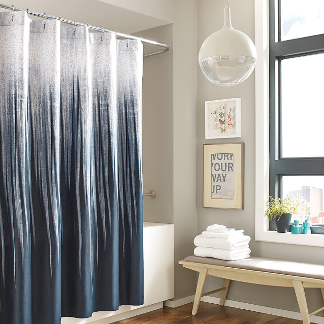 kenneth cole curtains kenneth cole horizon cotton shower curtain style 124
