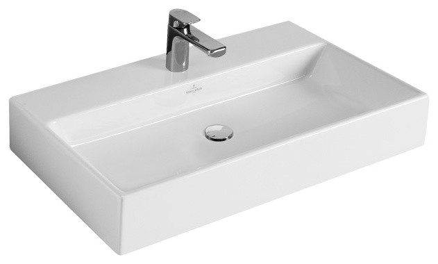 villeroy and boch bathroom sinks villeroy amp boch memento 800mm basin contemporary 24493