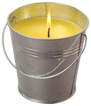 Outdoor citronella candles