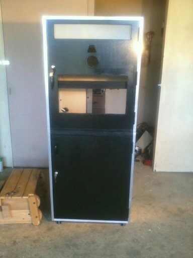 locking kitchen cabinets kustom photo booth build modern other metro by cru 3836