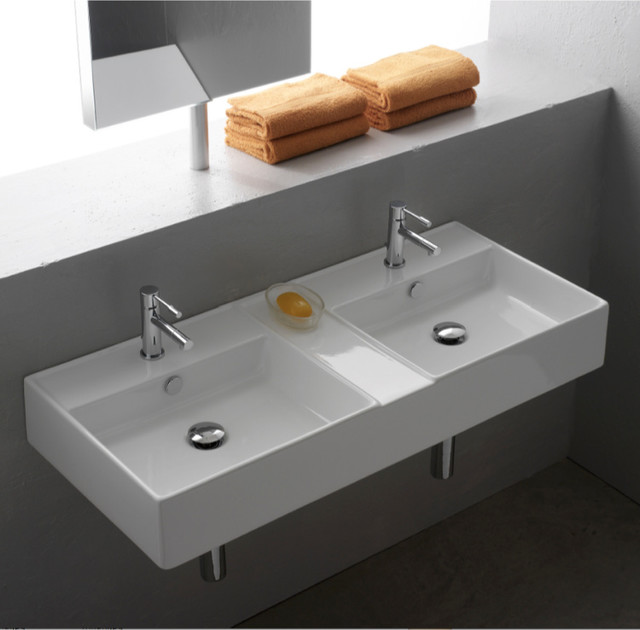 small bathroom double sinks 301 moved permanently 20455
