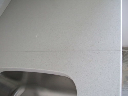 white quartz countertop seams quartz worried about seams what should i do 361
