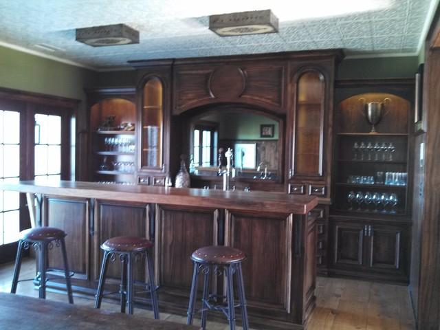 Wooden Bar Counter Designs | Euffslemani.com