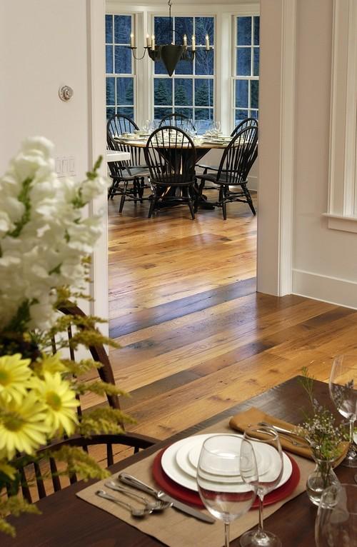 Distressed Wood Flooring and Reclaimed Wood Flooring from Carlisle Wide Plank Floors