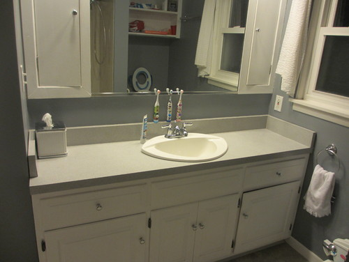 bathroom vanity with off center sink question about centered faucet for vanity sink 25008